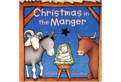 For Brooks this year. Easy nativity board book.