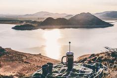 johnclaytontaylor:Breakfast on the Mountain
