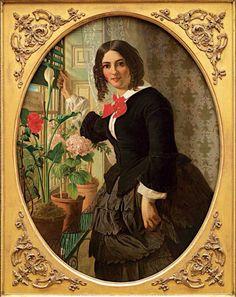 treselegant:  To let (1857)  James Collinson.