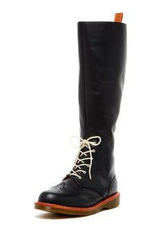 Moya Tall Wingtip Boot by Dr. Martens on @HauteLook