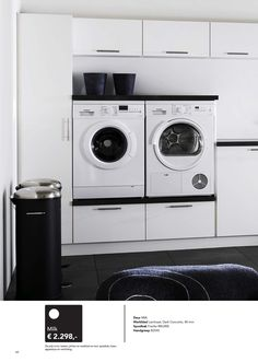 """Visit our internet site for even more details on """"laundry room storage diy budget"""". It is a superb place to find out more. Laundry Room Shelves, Laundry Room Cabinets, Basement Laundry, Laundry Closet, Small Laundry Rooms, Laundry Room Organization, Laundry In Bathroom, Diy Cabinets, Laundry Baskets"""