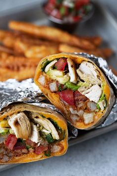 Chicken Burrito with Seasoned Fries california chicken burrito with seasoned fries cooking with cocktail ringscalifornia chicken burrito with seasoned fries cooking with cocktail rings California Burrito, California Chicken, California Food, California Beach, California Travel, Mexican Food Recipes, New Recipes, Dinner Recipes, Cooking Recipes