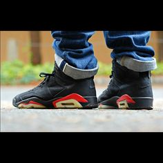 Air Jordan 6 Retro Air Jordan Vi, Jordans Sneakers, Teen Fashion, Kicks, Retro, How To Wear, Shoes, Zapatos, Shoes Outlet