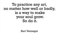 make your soul grow!