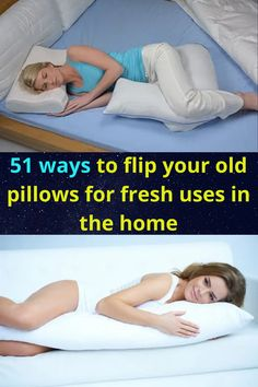 When we have things that we could consider old, most of us would think about throwing them away; for example our old pillows. They would smell over time, and at a certain point changing pillowcases won't cut it anymore. However, instead of throwing them away, here are some people who have thought of the most ingenious ideas to make their old pillows serve a different purpose.