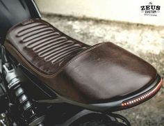 hope you enjoy the cafe racer inspiration. Cafe Racer Parts, Cafe Racer Seat, Cafe Racer Honda, Custom Cafe Racer, Cafe Bike, Cafe Racer Bikes, Motorcycle Seats, Cafe Racer Motorcycle, Bike Seat