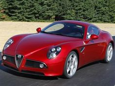 The Alfa Romeo 8C Competizione is Italian Perfection