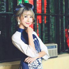 Ngắm các cô nàng hot girl khoe vẻ xinh tươi, rạng rỡ với áo dài đón Xuân - Ảnh 2.