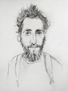 Pencil sketch by me (Niche But Nice blog)