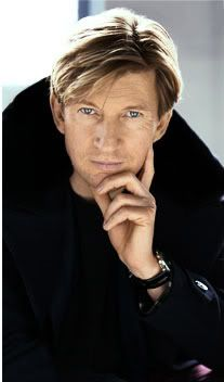 David Wenham. I swear, David looks EXACTLY like this guy I have the hots for, who is also named David. Ugh, my girlie bits.