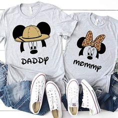 Disney Personalized Animal Kingdom Safari Shirts For Family Source by dynamicdesignhouse Look t-shirt Disney Vacation Shirts, Disneyland Shirts, Disney Shirts For Family, Disney Tees, Couple Shirts, Mickey Mouse Family Shirts, Disney Apparel, Cruise Vacation, Minnie Safari