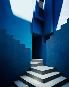 Galería de La Muralla Roja de Ricardo Bofill bajo el lente de Gregori Civera - 5