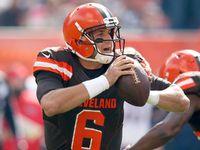 Hue Jackson: Cody Kessler to start for Browns