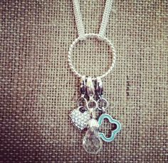 Origami Owl dream catcher chain. A chain just for your dangles. http://elizabethferree.origamiowl.com