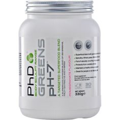 PhD Nutrition Greens pH-7