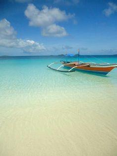 Calaguas Island, Philippines.