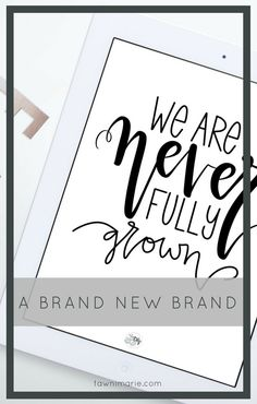 A Brand New Brand – from The Life In Between to TawniMarie – Welcome to the new site! – We Are Never Fully Grown Spiritual Wellness, Spiritual Health, Mental Health Quotes, Health Advice, Best Blogs, Design Shop, Life Organization, Wellness Tips, Health Coach