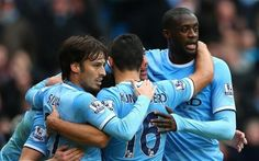 Manchester City: £5,015,122 / $8,597,844 average annual pay