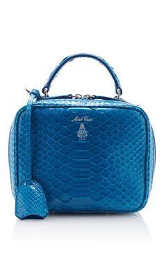 Laura Python Bag by MARK CROSS Now Available on Moda Operandi