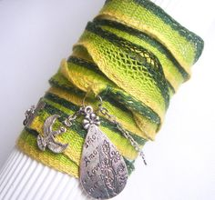 Wrap Bracelet by accessory8 on Etsy, $18.00
