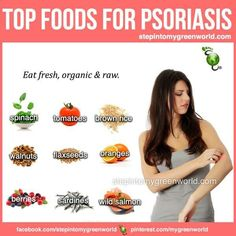 Top foods for psoriasis