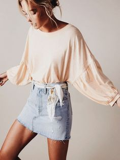50 Our Favorite Denim Outfits, Copy This Style 49