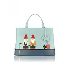 A complete guide to ALL the Radley signature bags. The Radley Signature bag started in Radley Collector brings you our FULL signature bag guide. Radley Handbags, Radley Bags, Purse Styles, Medium Tote, Penny Black, Cute Bags, Grab Bags, Handbag Accessories, Dog Tags