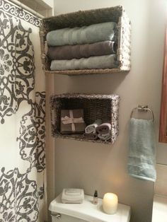Small Bathroom space savor!