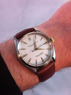 Gents Rolex Oyster Perpetual Wrist Watch...
