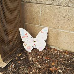 Clue 1 - You will find this #ButterflyDrop in a place named for California State Assemblyman John E Thurman. #Modesto #BeTheChange