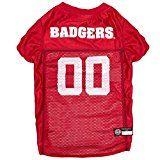 Wisconsin Badgers Dog Jacket