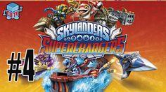 Skylanders SuperChargers Chapter 4 High Volt