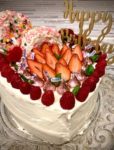 Heart shape #valentines cake. Valentine Cake, Valentines, Love Each Other, Heart Shapes, Celebrations, Birthday Cake, Desserts, Food, Valentine's Day Diy