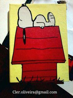 Bloquinho Snoopy - papel gessado.