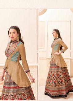 b7492cda05 41 Best Salwar Suits images in 2017 | Salwar suits, Suits, Fashion