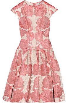 Temperley London Tula jacquard dress | NET-A-PORTER