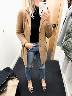 J. Crew Factory Try On Session Fall 2018
