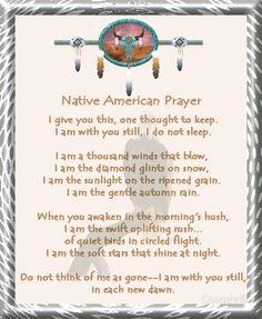 native american quotes | NATIVE AMERICAN QUOTES AND SAYINGS / .