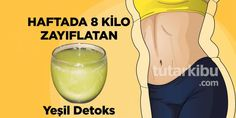 Haftada 8 Kilo Verdiren Yeşil Detoks - Real Time - Diet, Exercise, Fitness, Finance You for Healthy articles ideas How To Stay Healthy, Healthy Life, Healthy Living, Detox Drinks, Healthy Drinks, Skin Dermatologist, Fat Burning Drinks, Natural Detox, Weight Loss Detox