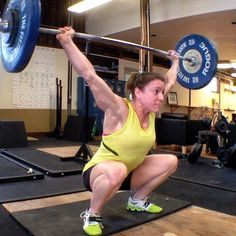 Diagnosing your own movement-pattern faults in Oly lifts