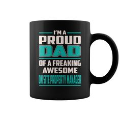 Proud DAD On Site Property Manager Job Title Mug #gift #ideas #Popular #Everything #Videos #Shop #Animals #pets #Architecture #Art #Cars #motorcycles #Celebrities #DIY #crafts #Design #Education #Entertainment #Food #drink #Gardening #Geek #Hair #beauty #Health #fitness #History #Holidays #events #Home decor #Humor #Illustrations #posters #Kids #parenting #Men #Outdoors #Photography #Products #Quotes #Science #nature #Sports #Tattoos #Technology #Travel #Weddings #Women