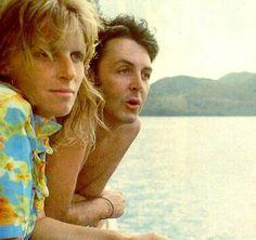 Paul e Linda