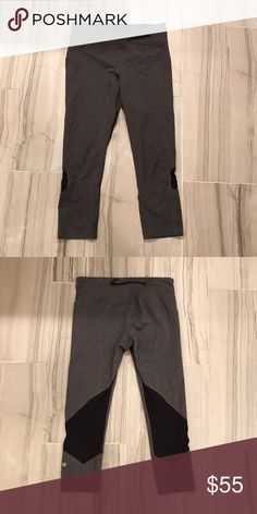 Lulu Lemon Crapri Leggings Lulu Lemon leggings lululemon athletica Pants Leggings