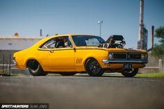 1972 FAT G Pro Street HG Monaro. Aussie Rules:A Supersized 1800hp Monaro by Blake Jones. FATG FEATURE-1-2