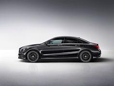 Mercedes-Benz CLA 250 Edition 1 Kosmosschwarz 2013 / Mercedes-Benz CLA 250 Edition 1 cosmos black 2013