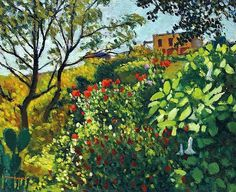 Albert Marquet (1875-1947) Les géraniums, été