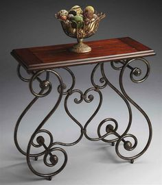 Metalworks 30 in. Console Table