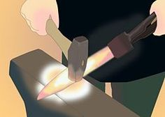 Forge a Knife - wikiHow