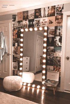 Cute Bedroom Decor, Bedroom Decor For Teen Girls, Room Design Bedroom, Teen Room Decor, Room Ideas Bedroom, Bedroom Boys, Bedroom Inspo, Master Bedroom, Indie Room
