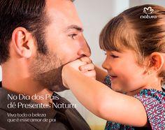 NATURA - Dia dos Pais [Ferramenta de Vendas]